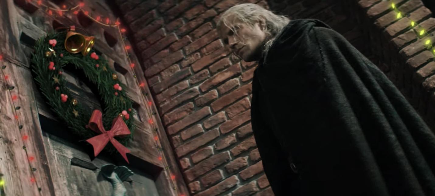 Праздничный трейлер сериала Ведьмак от Netflix
