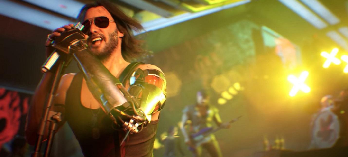 В  Cyberpunk 2077 можно будет отключить лицензированную музыку