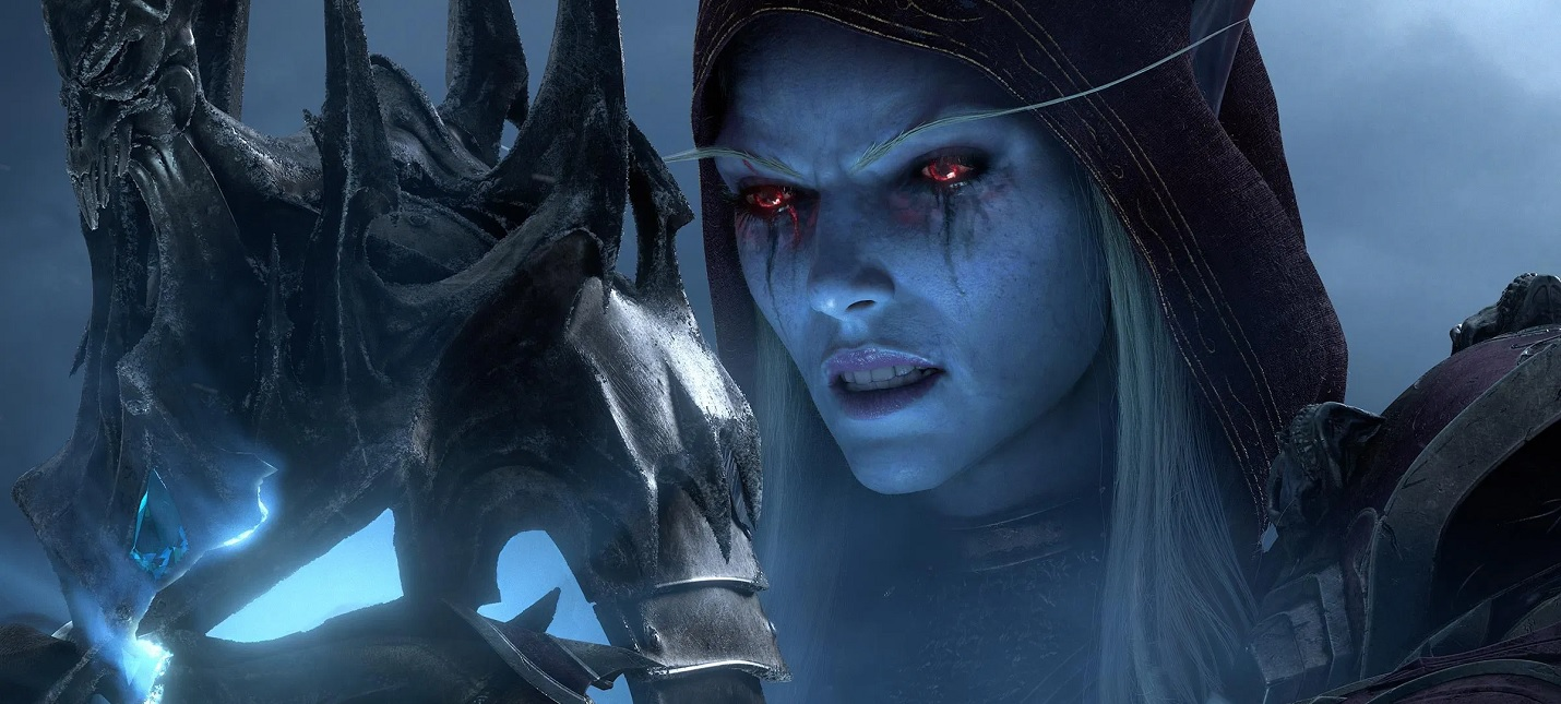 Релизный трейлер World of Warcraft: Shadowlands под Оззи Осборна
