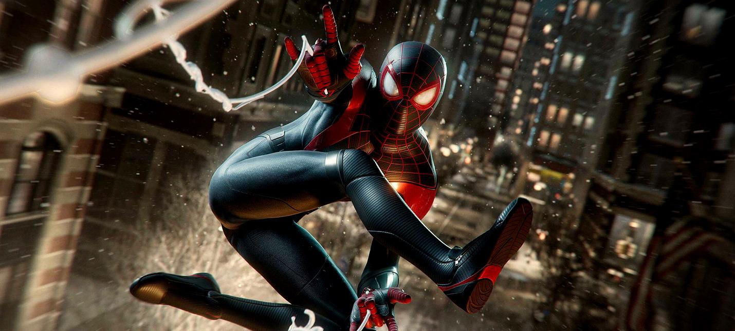 За кадром Spider-Man Miles Morales  первый видеодневник разработки игры