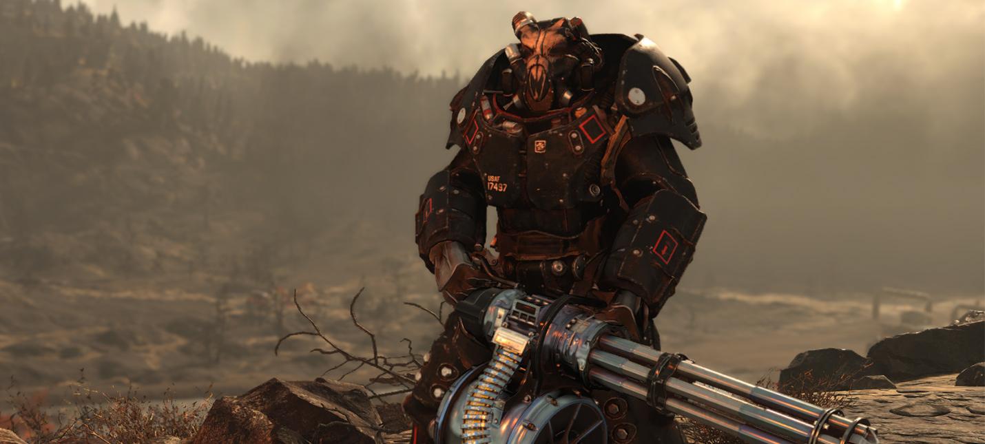 Апдейт с Братством Стали для Fallout 76 вышел на неделю раньше