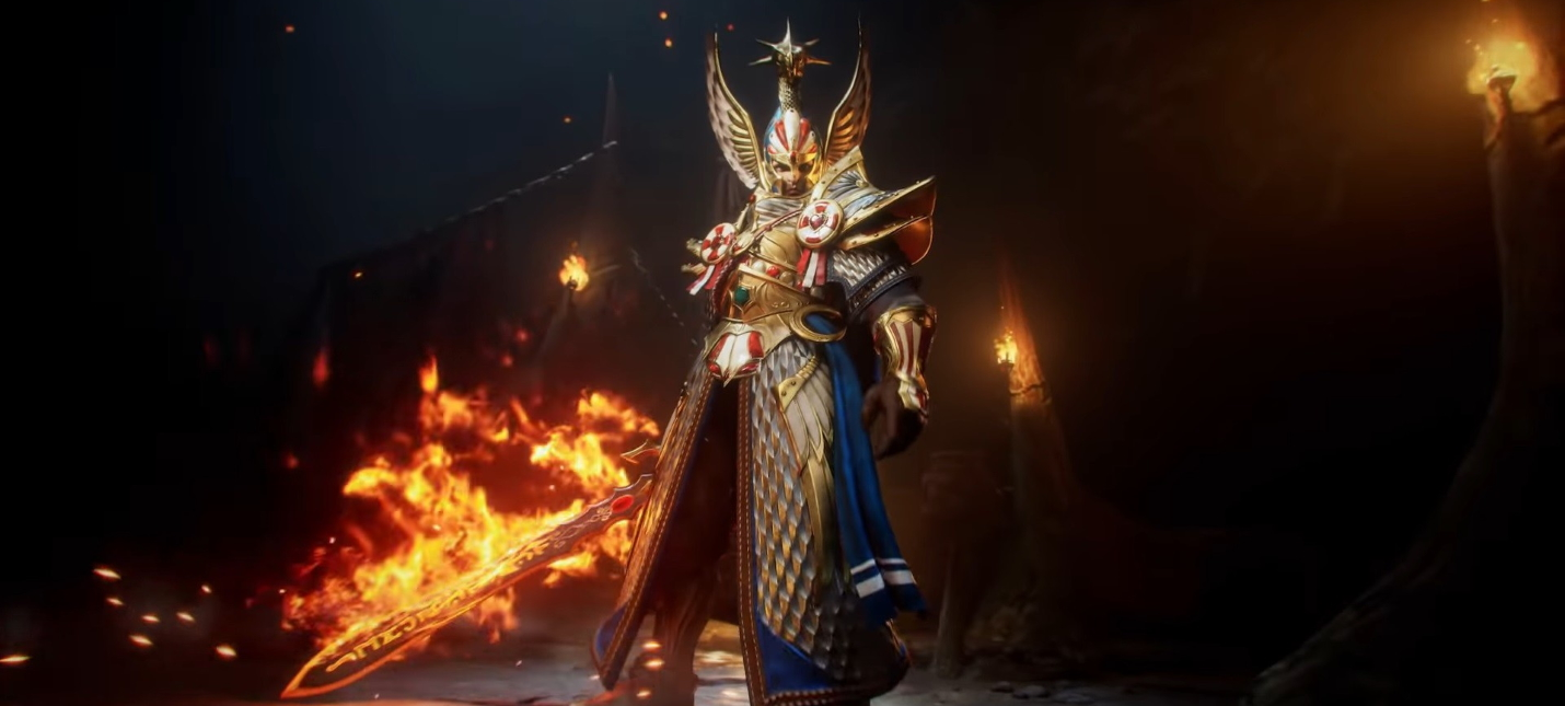 Масштабные битвы на телефонах  анонсирована мобильная Total War Battles Warhammer