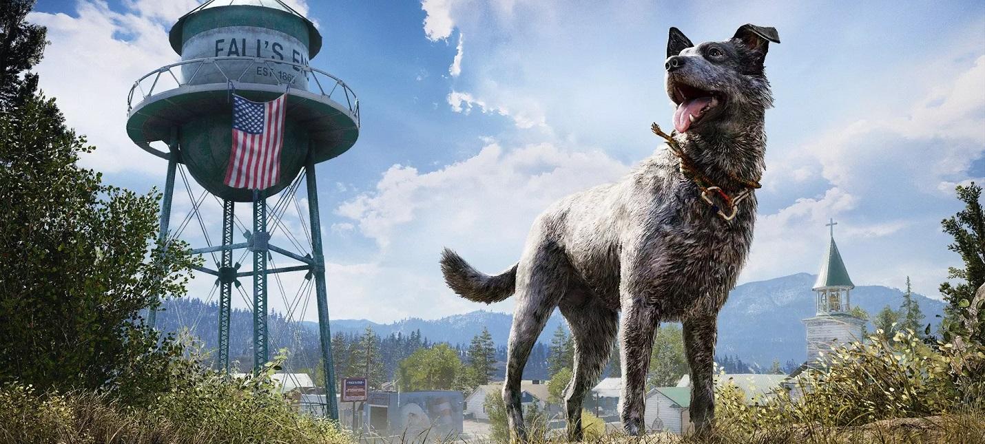 Геймдев Процедурная генерация мира Far Cry 5