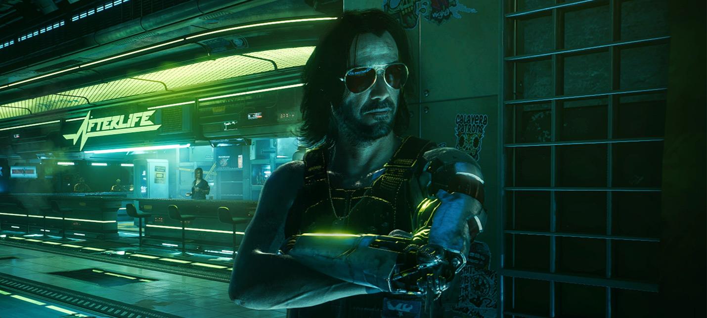 Слух Обзоры Cyberpunk 2077 появятся 7 декабря