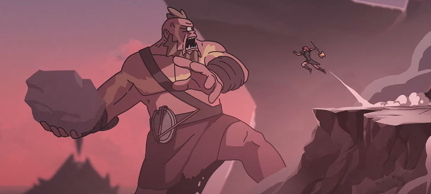 Как создавался анимационный трейлер Immortals Fenyx Rising