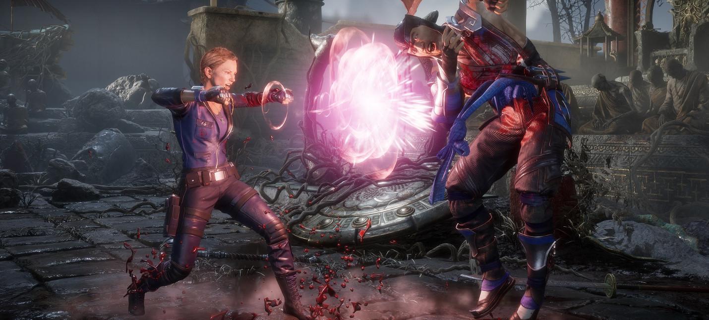 Спустя год моддер раскрыл секрет с метеором в Mortal Kombat 11