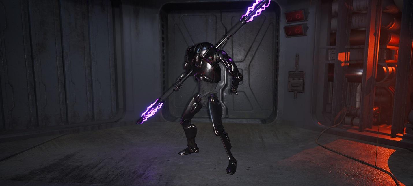 Моддер заменил всех штурмовиков в Star Ward Jedi Fallen Order на дроидов