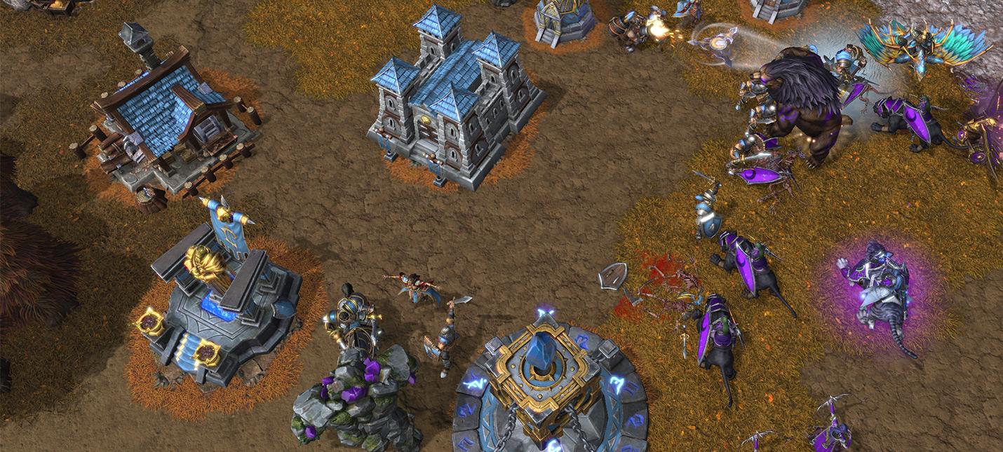 Спустя 10 месяцев после релиза Warcraft III Reforged в игре не хватает ряда важных особенностей