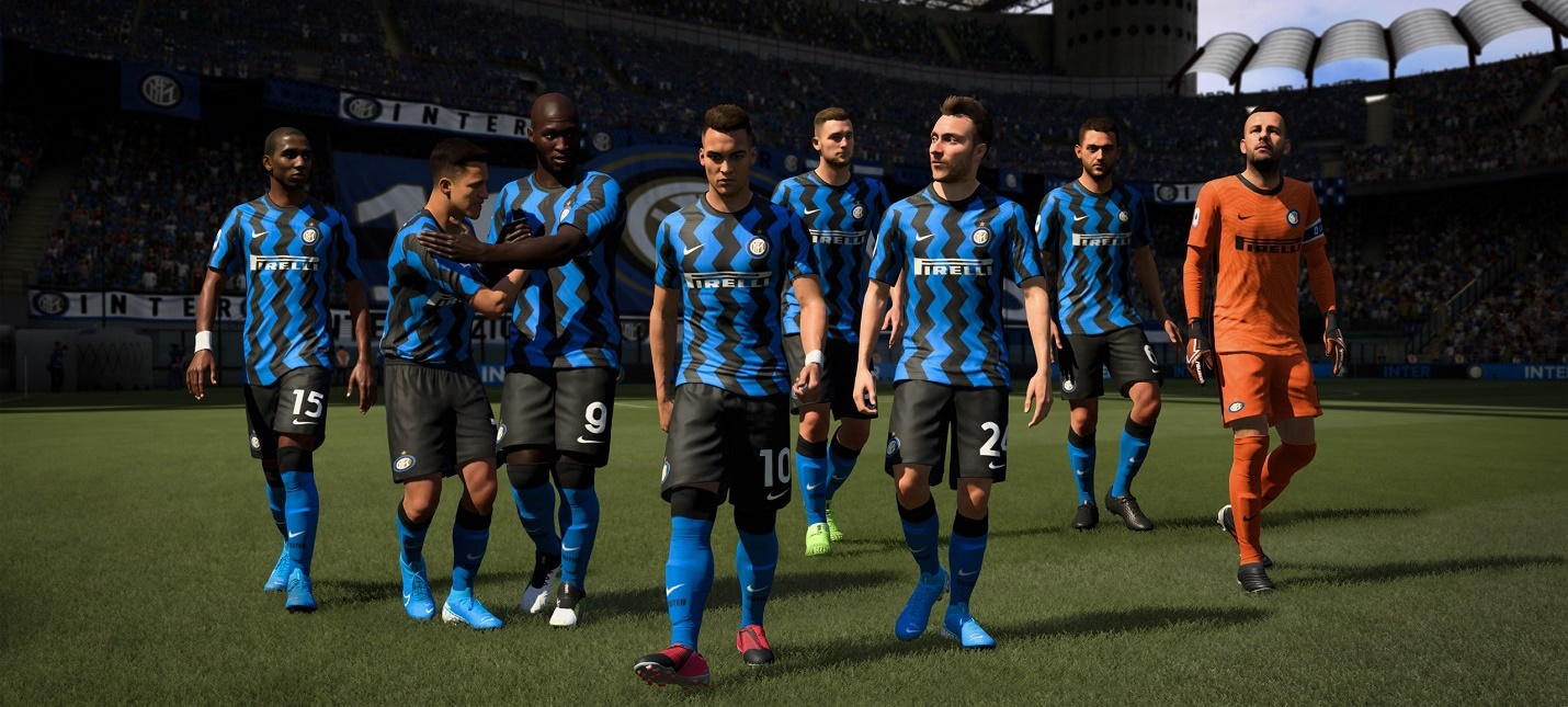 UK-чарт FIFA 21 вновь возглавила топ британской розницы