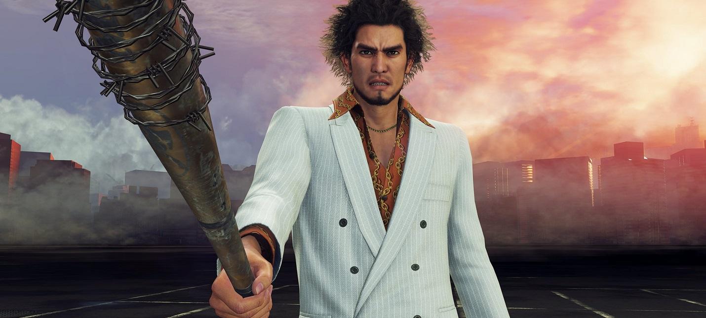 Продажи серии Yakuza достигли 14 миллионов