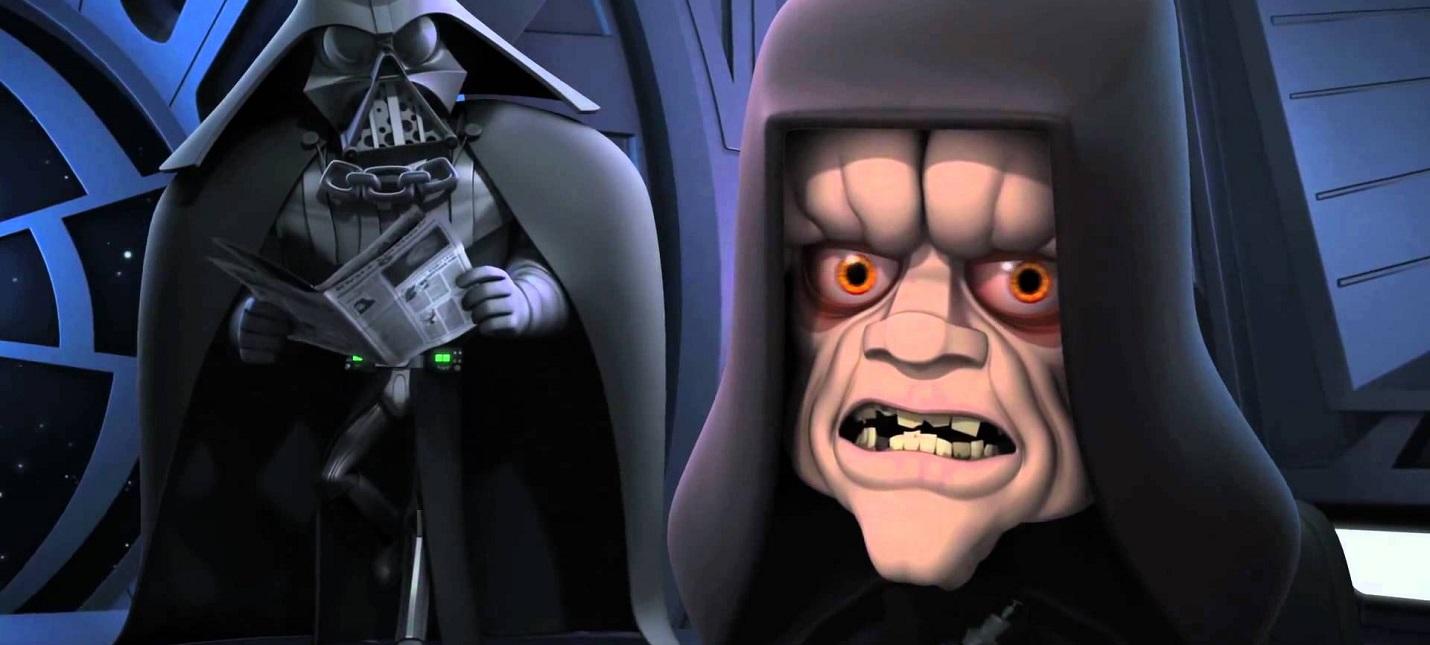 В сеть утек эпизод юмористического шоу Star Wars Detours