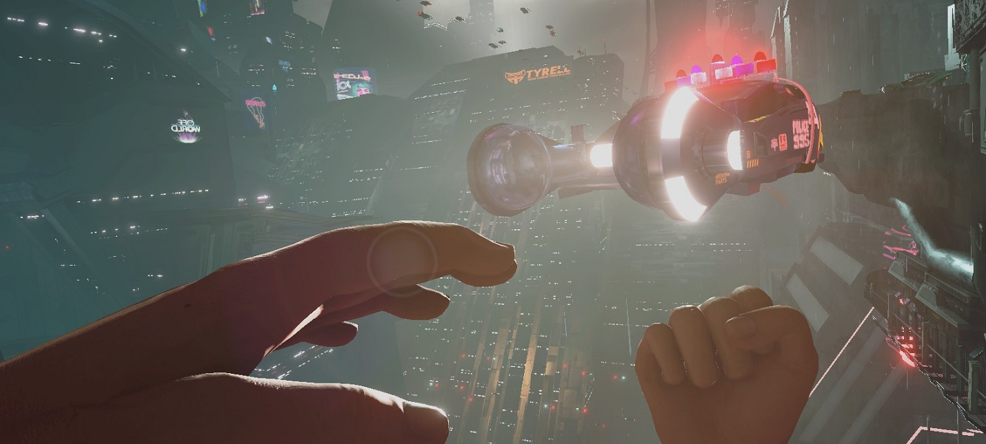 Этот мод превращает Serious Sam 3 в киберпанк-экшен в мире Бегущего по лезвию