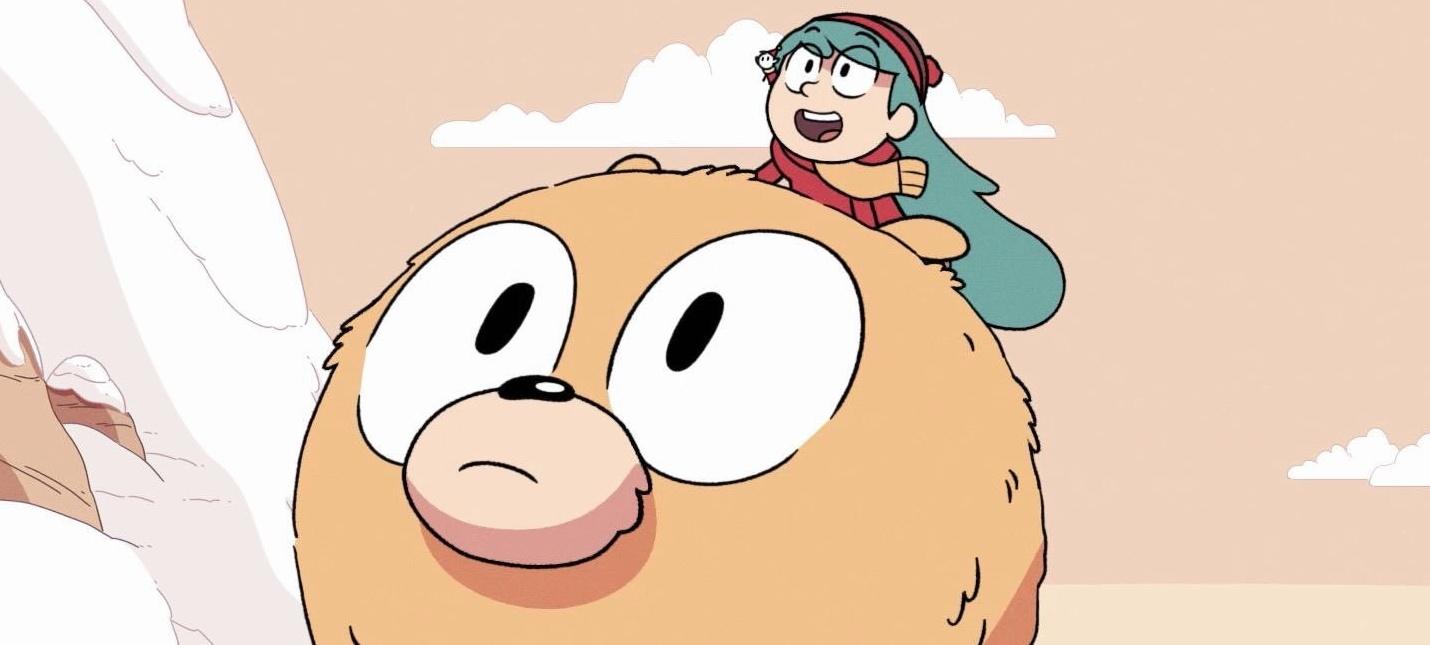 Трейлер второго сезона Hilda с датой выхода