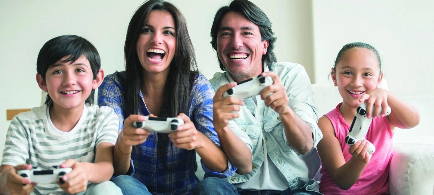 NPD 79 американцев играют в видеоигры