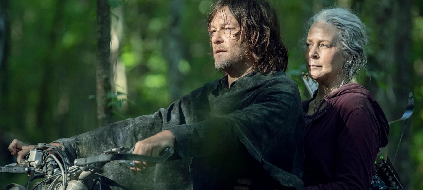 Шоураннер Ходячих мертвецов прокомментировал конкуренцию с сериалом The Last of Us