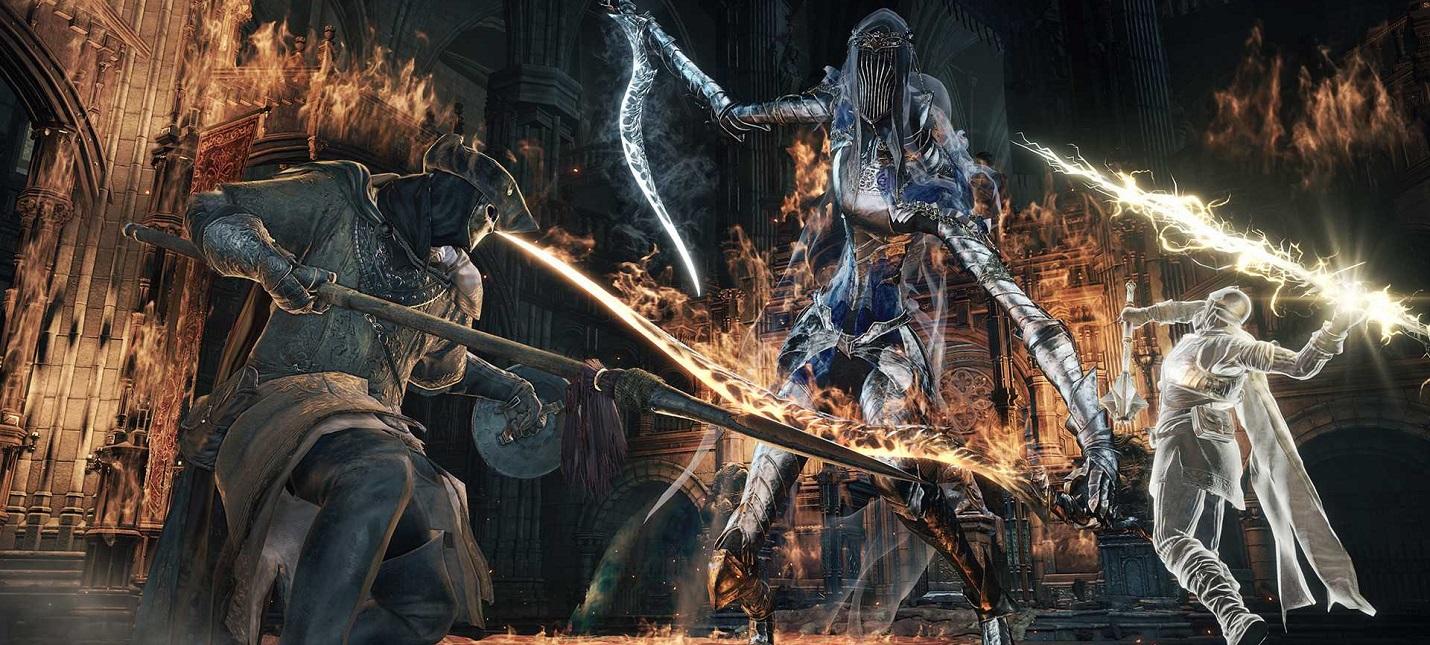 Dark Souls 3 получила масштабный мод с массой нового оружия, зон и боссов