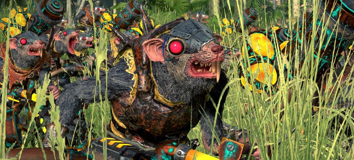 Релизный трейлер дополнения The Twisted amp The Twilight для Total War Warhammer 2