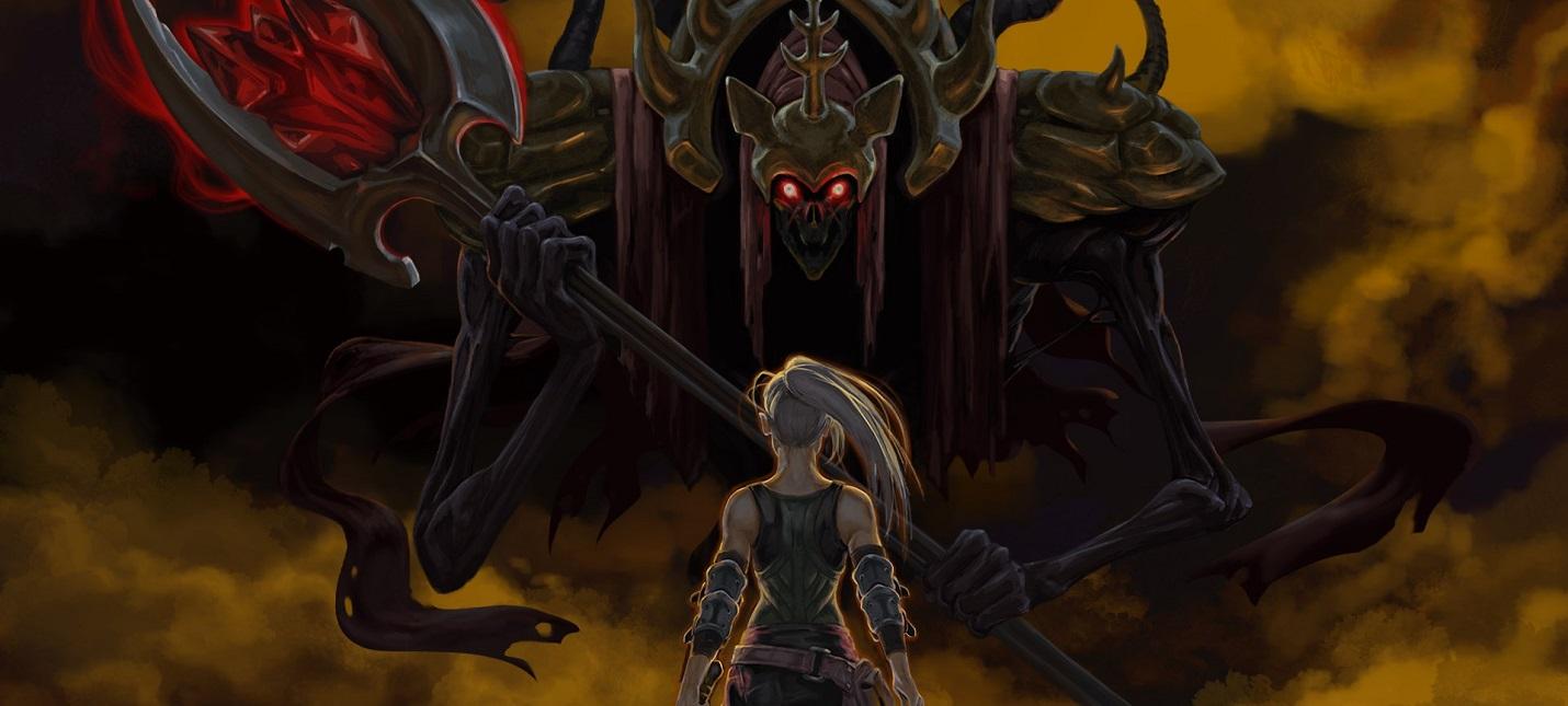 Реки крови и мрачная атмосфера в релизном трейлере пиксельной souls-like Morbid The Seven Acolytes