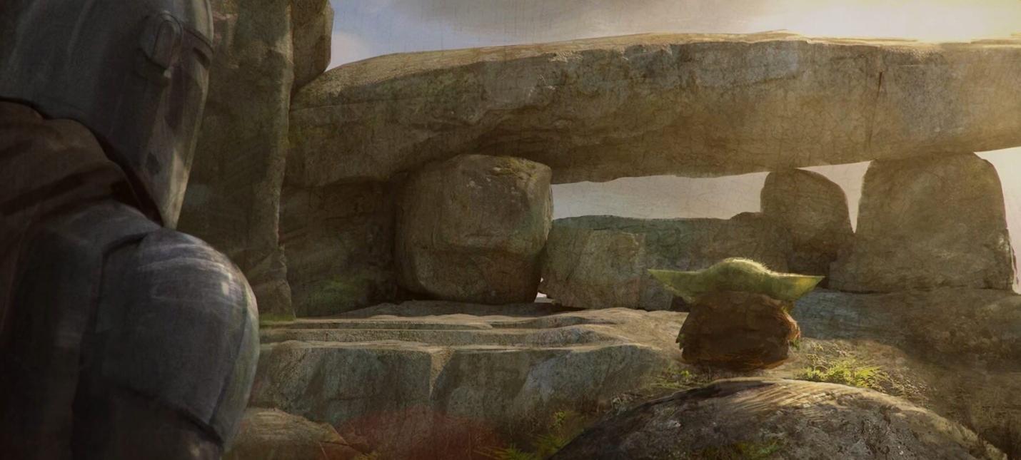 Трагедия  концепт-арты шестого эпизода Мандалорца