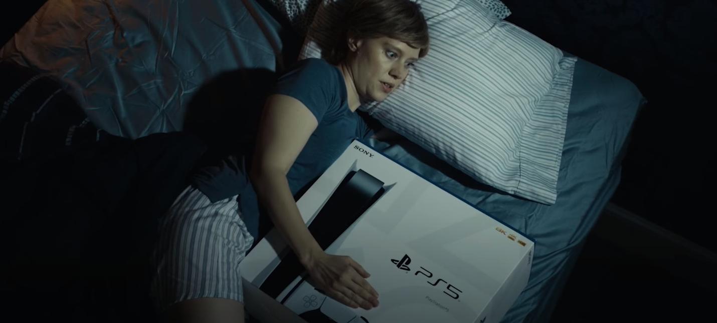 SNL Рождественская PS5 для Эминема
