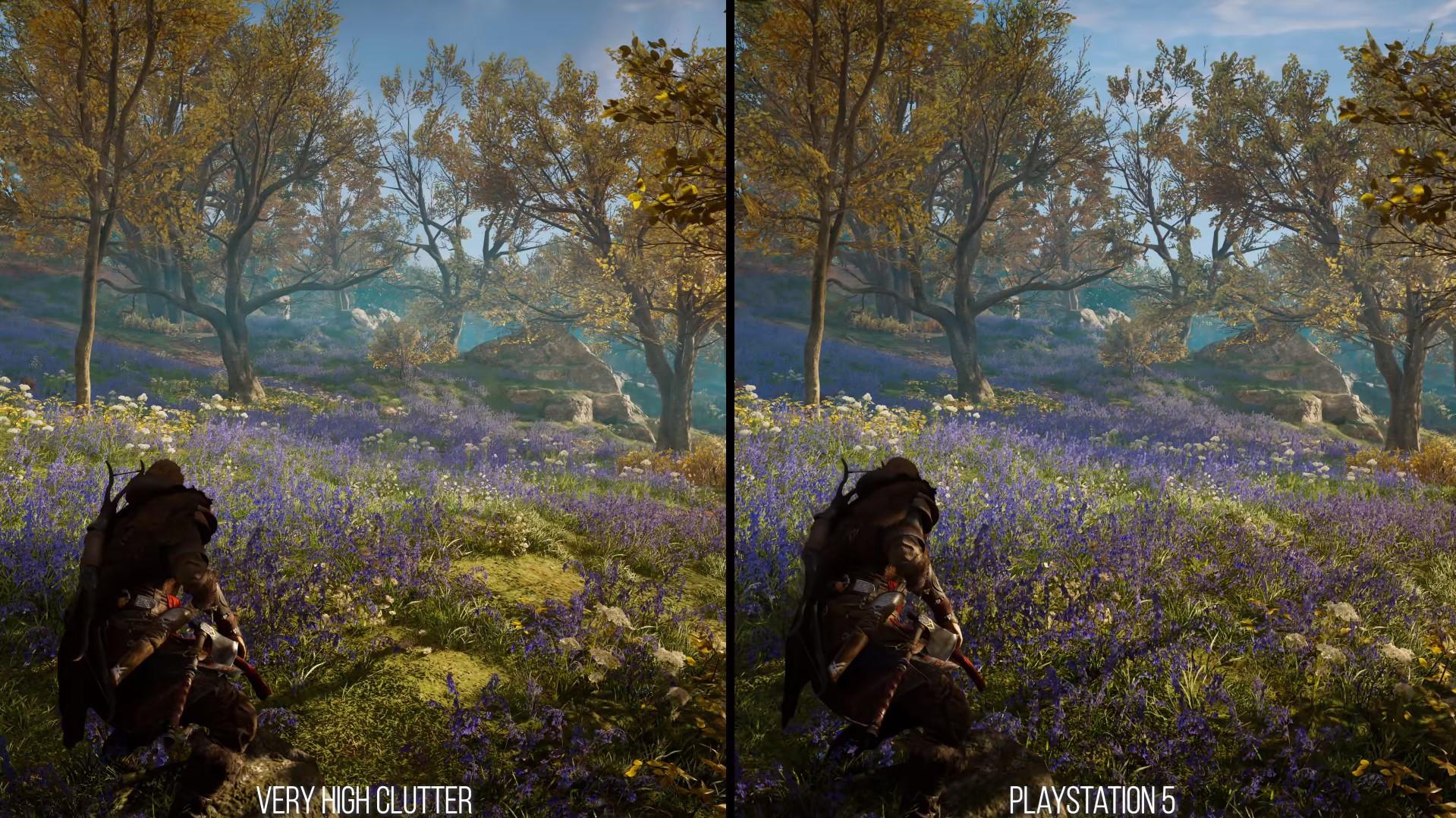 Производительность PS5 в Assassin's Creed Valhalla на уровне RTX 3060 Ti