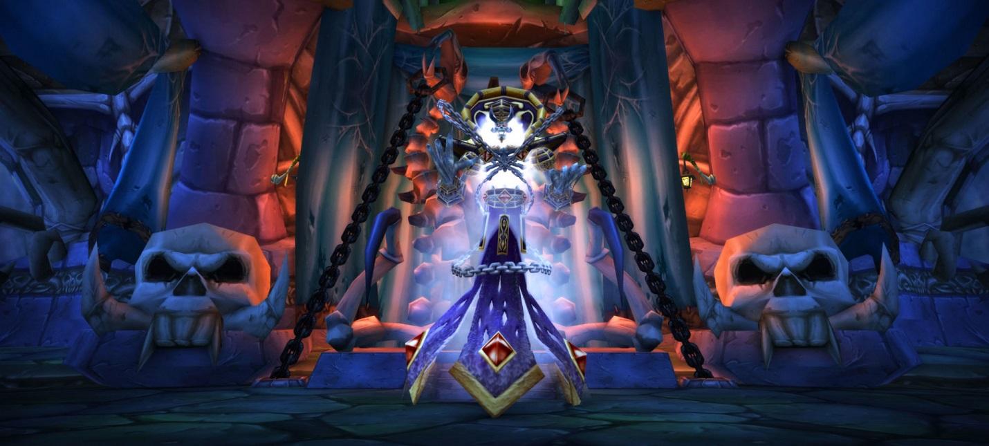Игрок World of Warcraft сравнил две версии Кел'Тузада из Наксрамаса