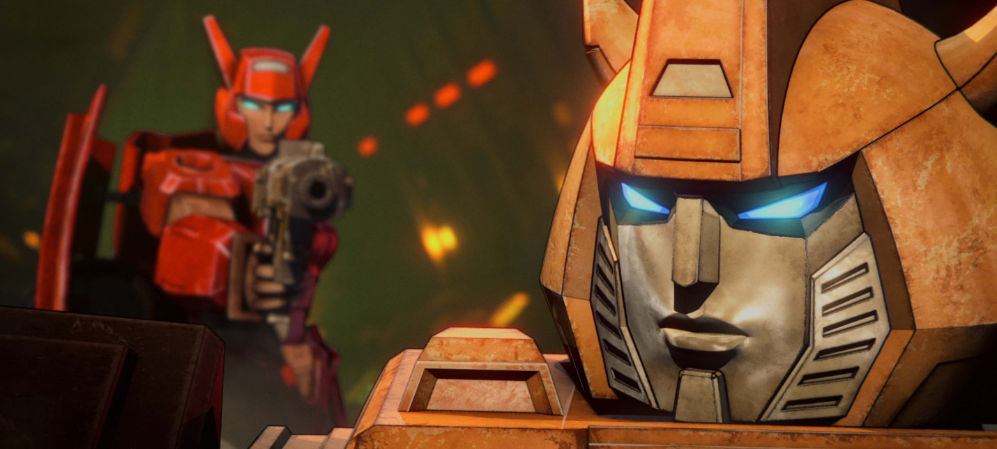 Гальватрон в трейлере второго сезона Transformers War for Cybertron