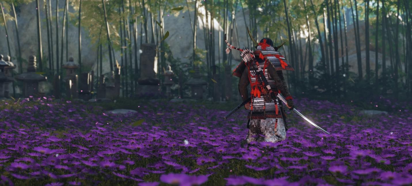 TGA 2020 Ghost of Tsushima названа игрой года