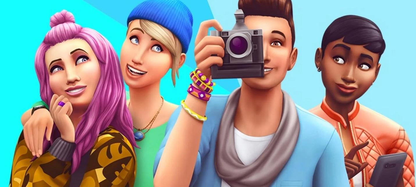 The Sims 4 получила 100 оттенков кожи и более тонкую настройку цвета