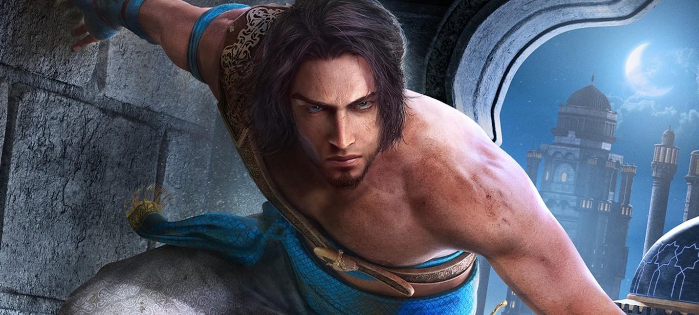 Релиз Prince of Persia Sands of Time перенесли на 2 месяца