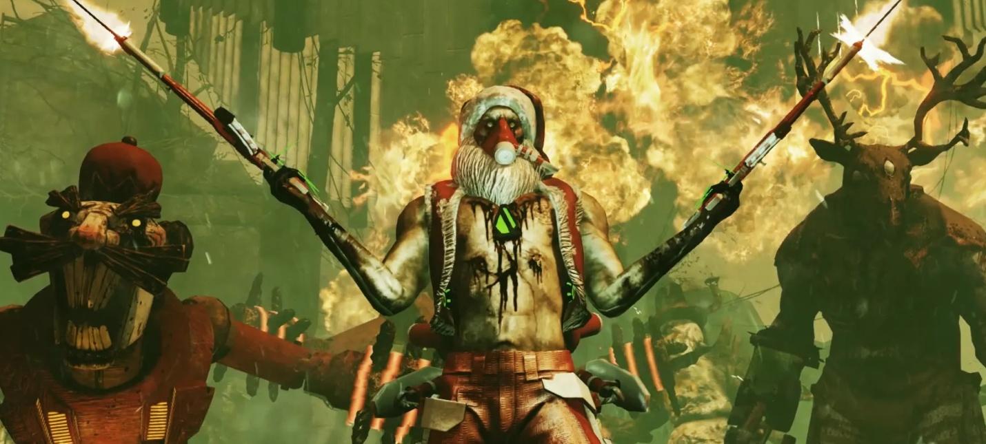 В Killing Floor 2 добавили новую пользовательскую карту и оружие
