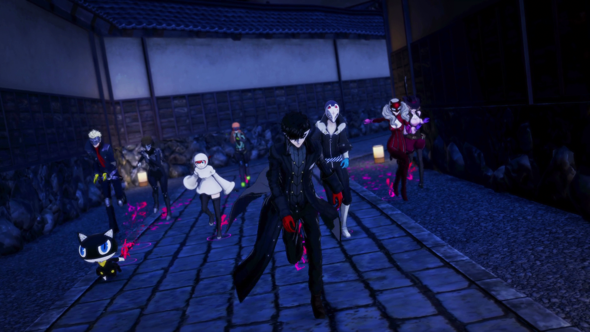 Официально: Анонсирована Persona 5 Strikers — новые скриншоты и детали изданий