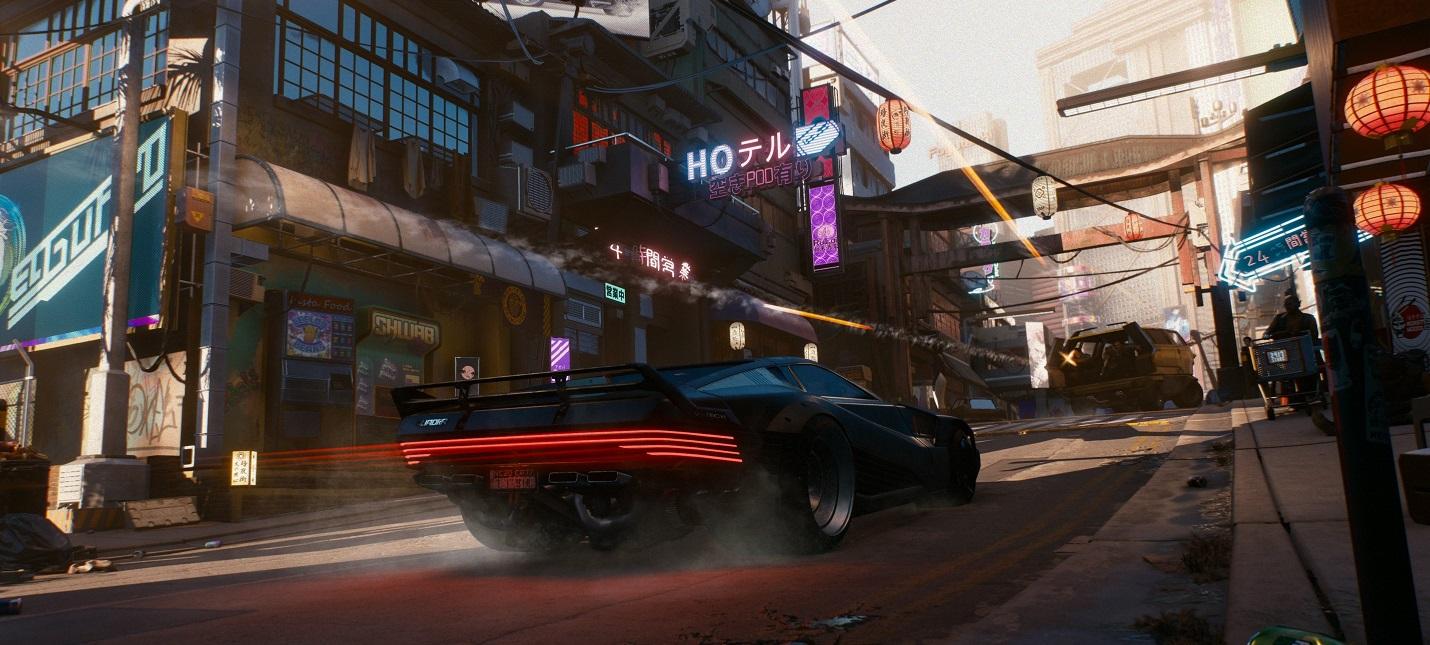 Утечка В Forza Horizon 4 появится машина из Cyberpunk 2077