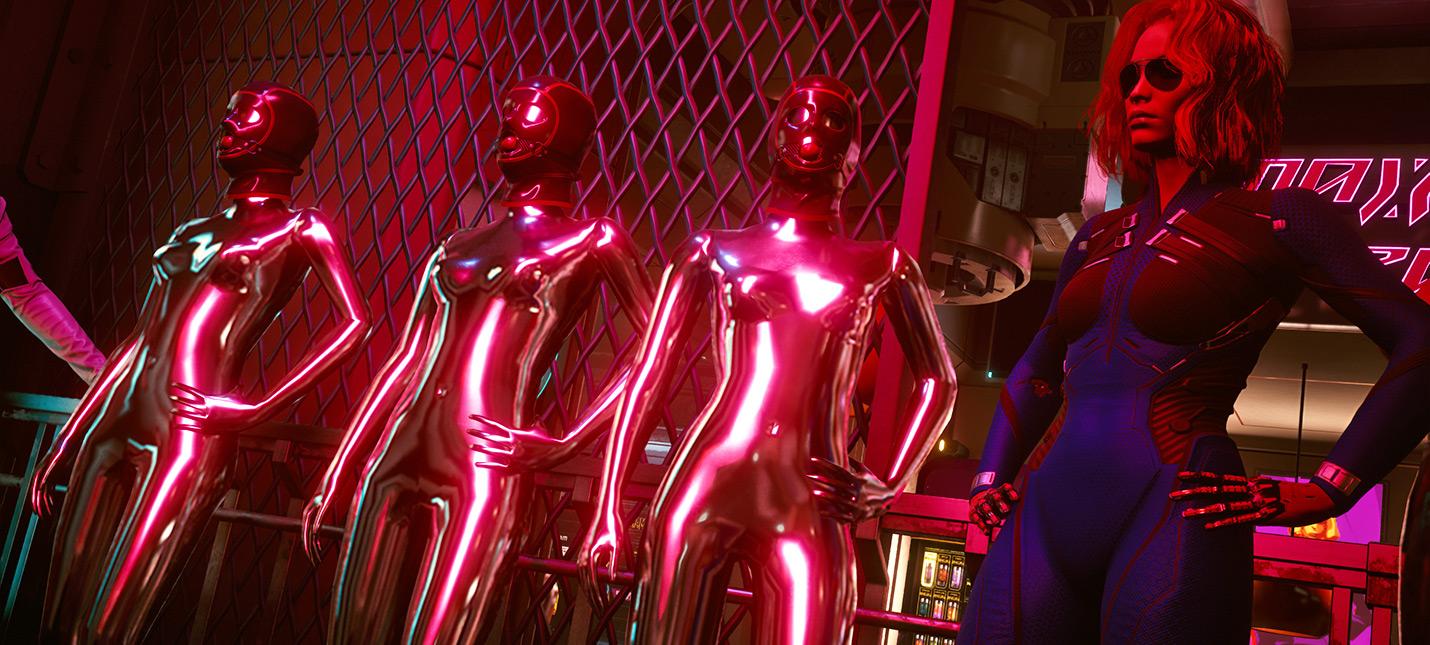 Трейлер российских знаменитостей, принявших участие в озучке Cyberpunk 2077