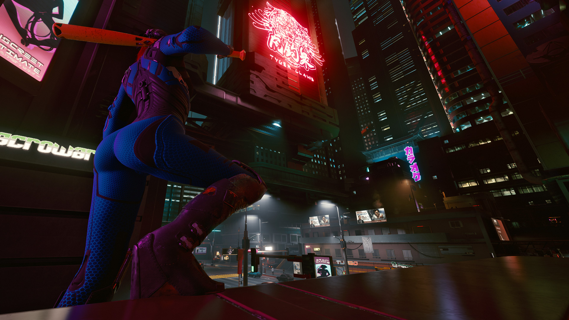 Уличный фотограф Найт-Сити: Обычный день Ви в Cyberpunk 2077