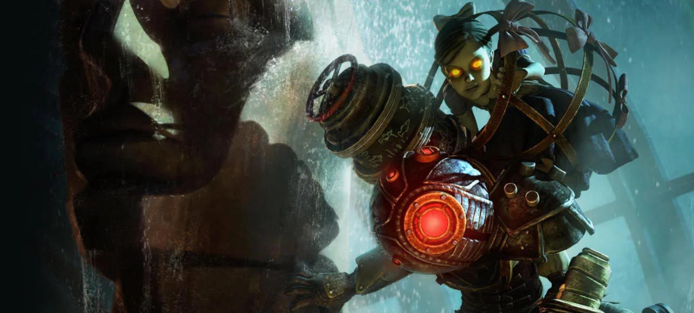 Вакансии По описанию новая часть BioShock похожа на RPG