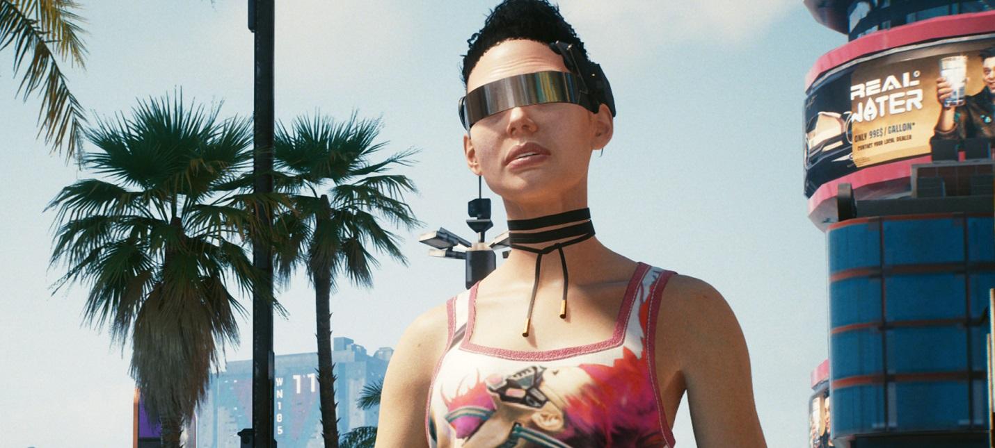 Видеосравнение Cyberpunk 2077 на различных консолях и PC