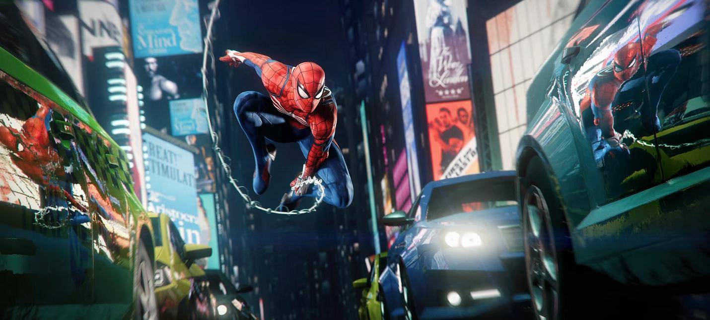 Marvels Spider-Man Remastered также получит режим с трассировкой лучей при 60 FPS