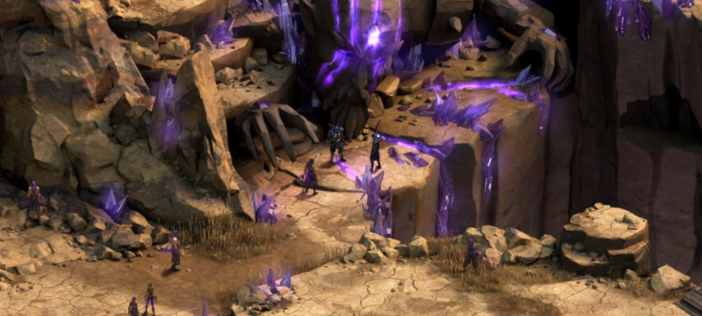 В Epic Games Store началась раздача Pillars of Eternity и Tyranny, на очереди большая новогодняя акция