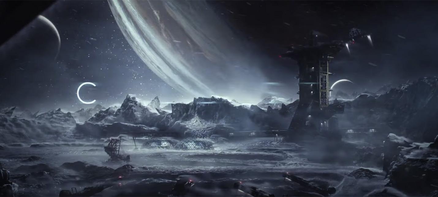 TGA 2020 Анонсирован сюжетный AAAA-хоррор The Callisto Protocol