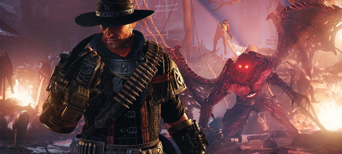 TGA 2020 Анонсирован экшен Evil West  релиз в 2021 году