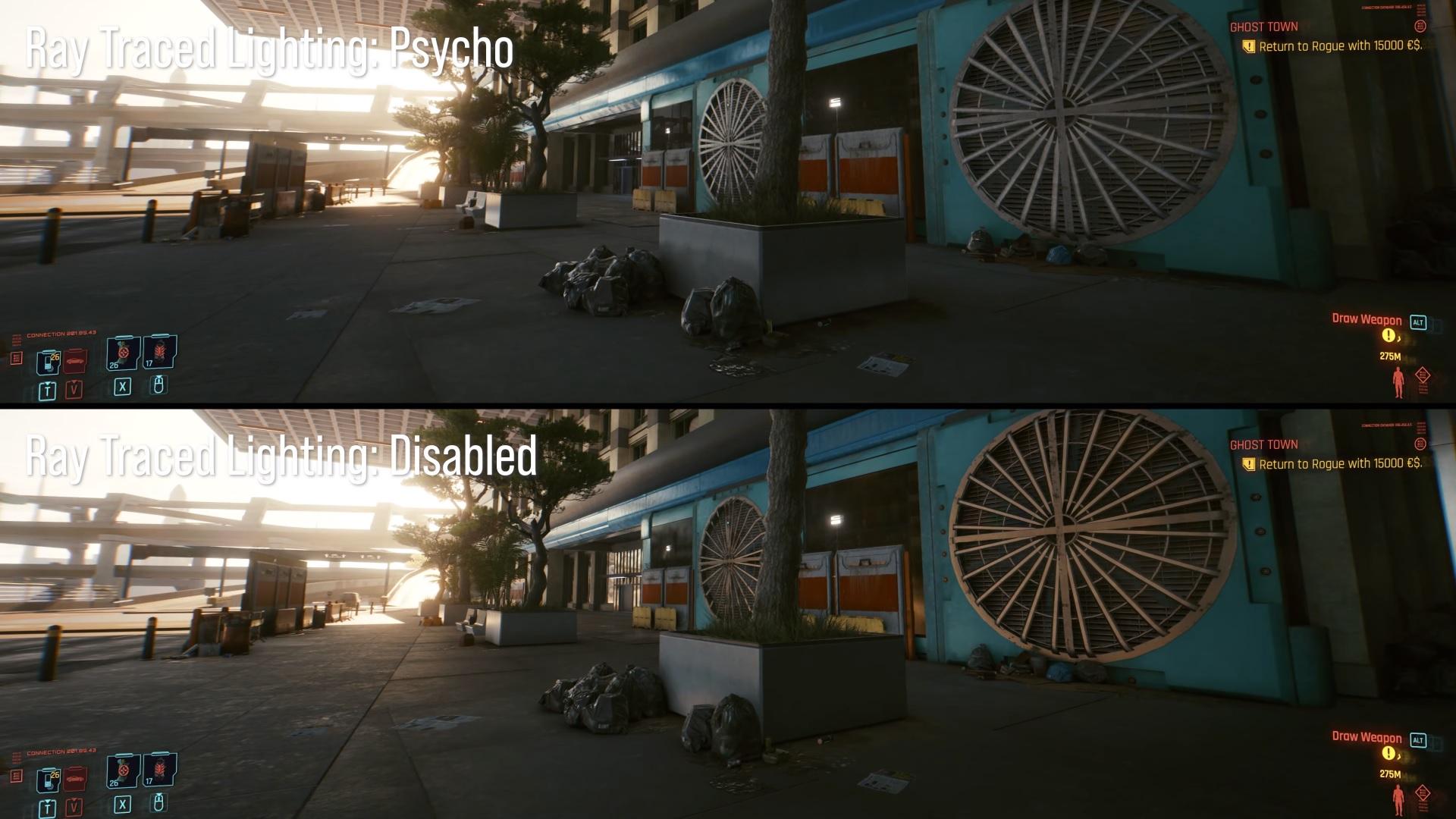 Лучшая трассировка лучей — разбор PC-версии Cyberpunk 2077 от Digital Foundry