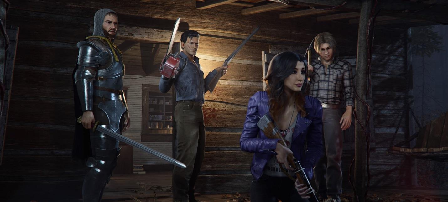 TGA 2020 По мотивам Зловещих мертвецов анонсирован онлайн-экшен