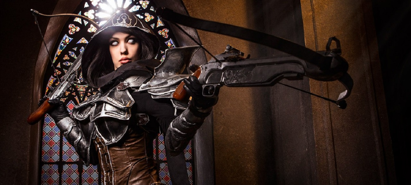 Пятничный косплей Helltaker, Diablo и Cyberpunk 2077