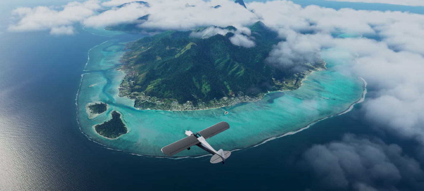 Microsoft Flight Simulator выйдет на Xbox Series летом ...