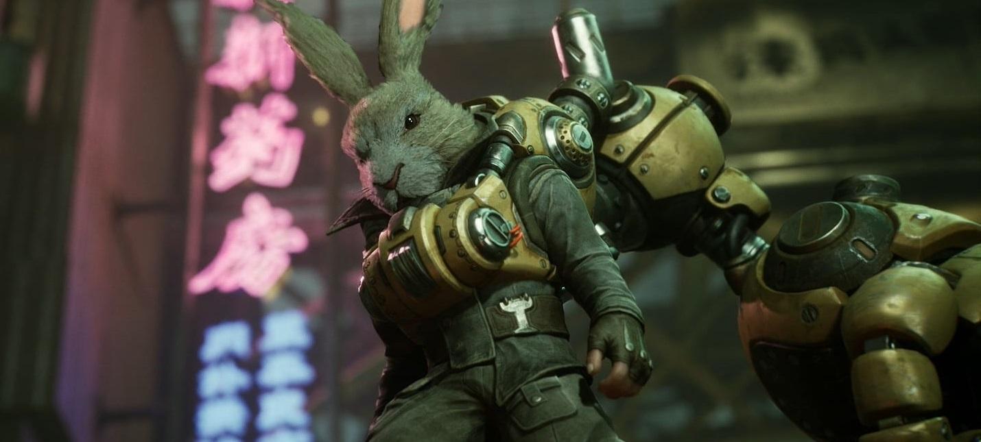 Заяц с механической рукой против тирании в новом трейлере F.I.S.T.