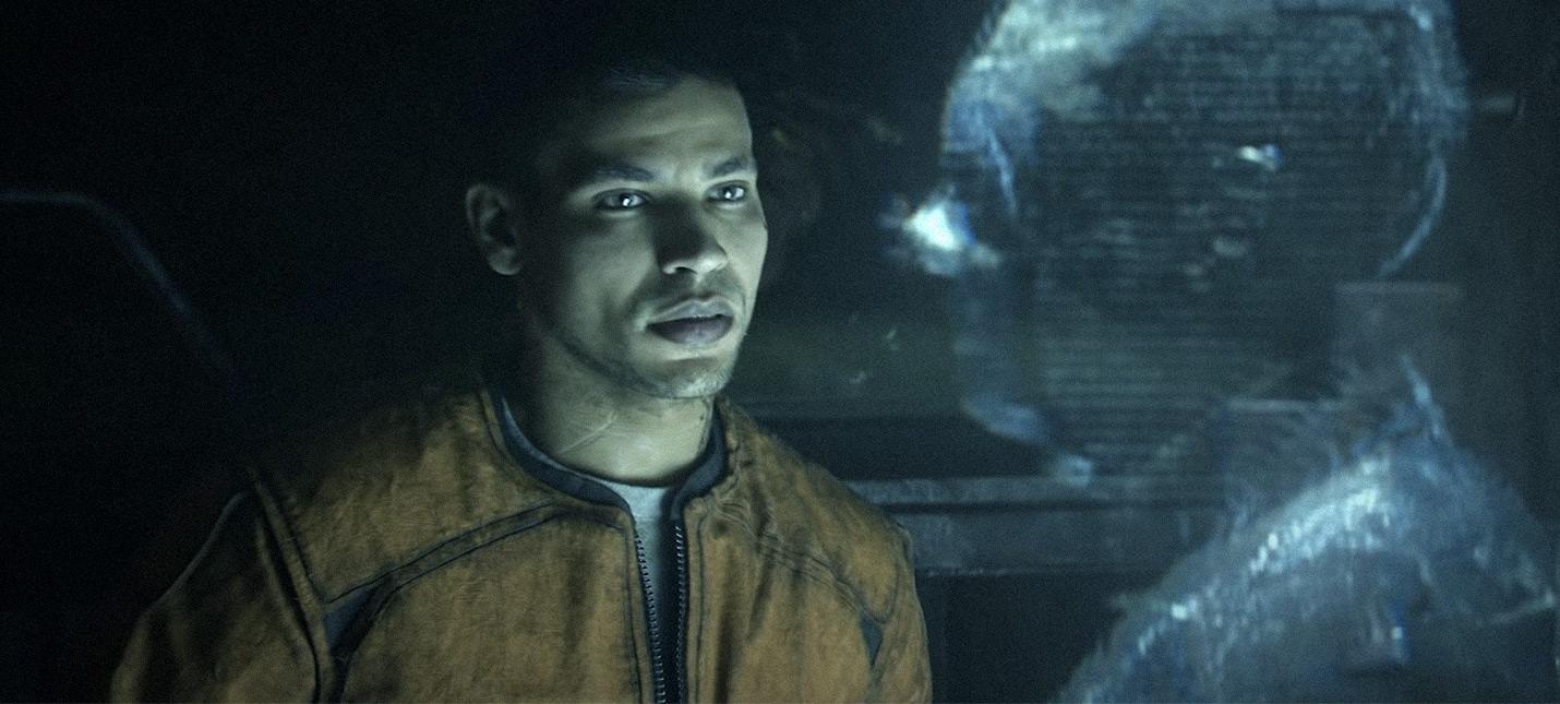 В хорроре The Callisto Protocol будет голографический интерфейс на манер Dead Space