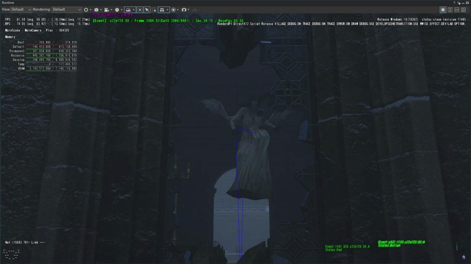 Resident Evil 8: Village Test Demo Details Leak