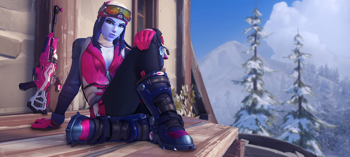 Завтра в Overwatch стартует ивент Зимняя сказка, Мэй получит скин пингвина