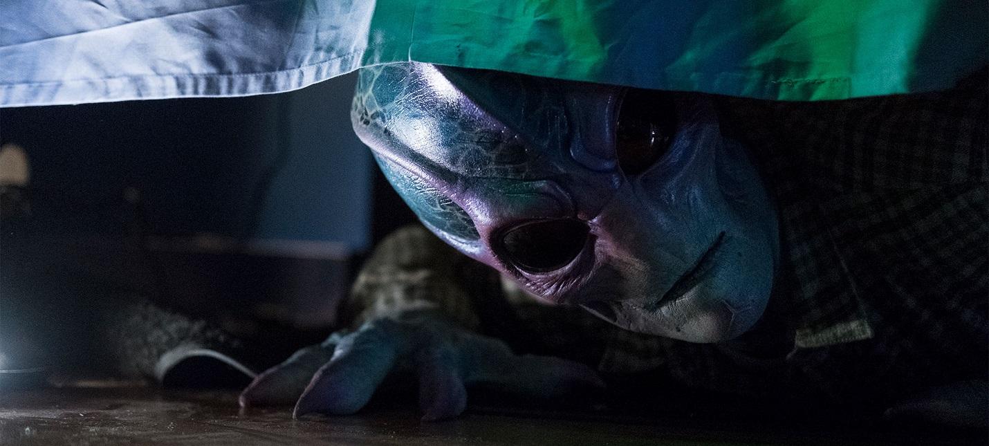 Пришелец в образе человека  новый трейлер сериала Resident Alien с Аланом Тьюдиком
